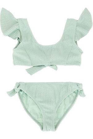 Duskii Aya frill bikini set