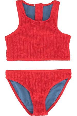 Duskii Girls Bikinis - Yara zip bikini set