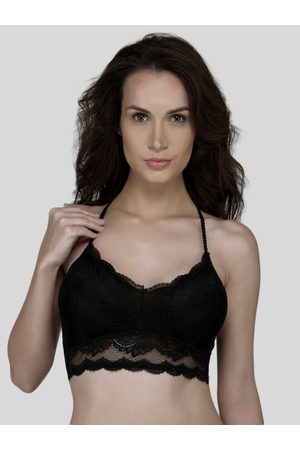 67e74fbc9803a Laceandme Lace Non-Wired Lightly Padded Everyday Bra 4318