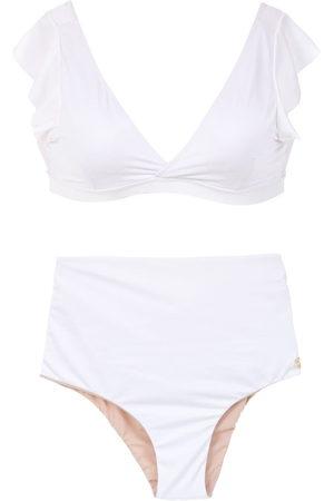 Brigitte Plain bikini set