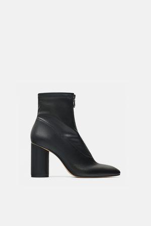 Zara shop women's boots, compare prices