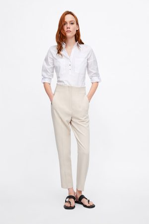 Zara Basic poplin shirt