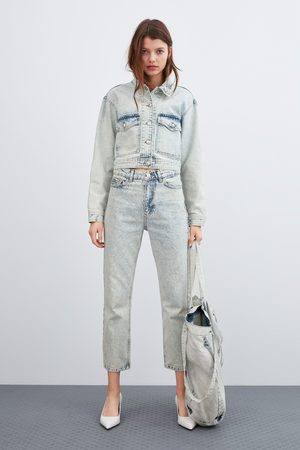 b67c76dd Buy Zara Jeans for Women Online | FASHIOLA.in | Compare & buy