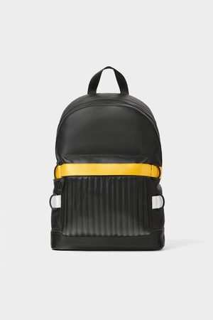 Zara Backpack with taping