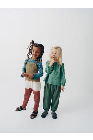 Zara Dip-dye jumpsuit
