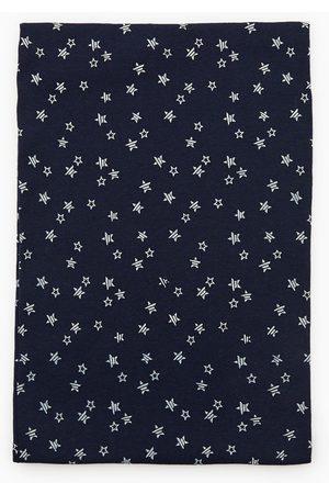 Zara Baby Scarves - Star print cotton snood