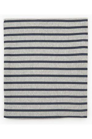 Zara Baby Scarves - Striped cotton snood