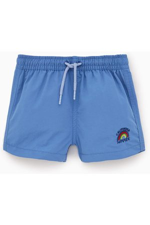 Zara Summertime bermuda swim shorts