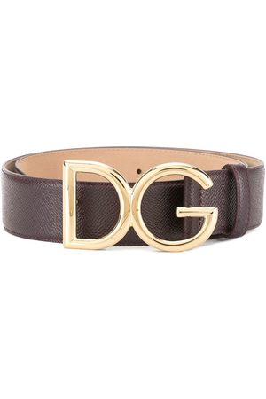 Dolce & Gabbana Women Belts - Branded buckle belt