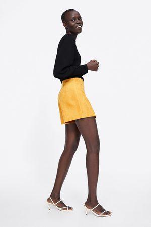 7b0272f8de Buy Yellow Women's bermudas Online | FASHIOLA.in | Compare & buy