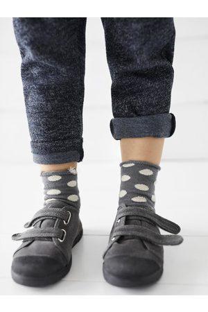 Zara Baby Socks - 2-pack of polka dot socks