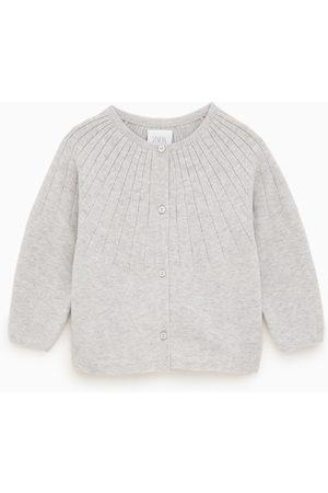 Zara Basic knit cardigan