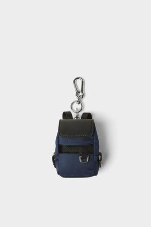 Zara Men Rucksacks - Mini backpack accessory