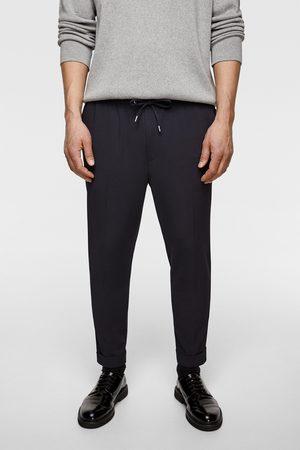 Zara Men Trousers - Traveler jogging trousers