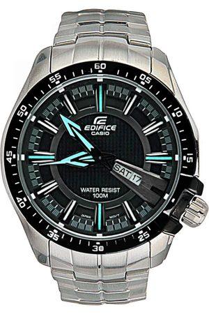 Casio Edifice Men Black Dial Analog Watch EF-130D-1A2VDF - ED417