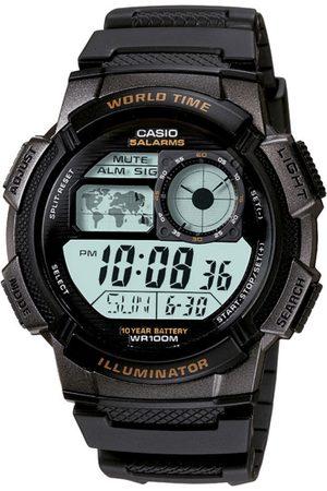 CASIO Youth Digital Men Black Digital watch D080 AE-1000W-1AVDF