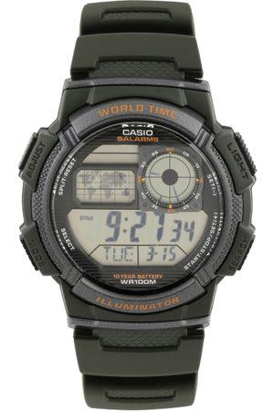 Casio Youth Digital Men Black Digital watch D119 AE-1000W-3AVDF