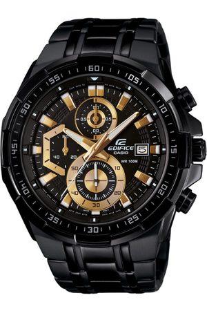 Casio Edifice Men Black Dial Chronograph Watch EFR-539BK-1AVUDF - EX187