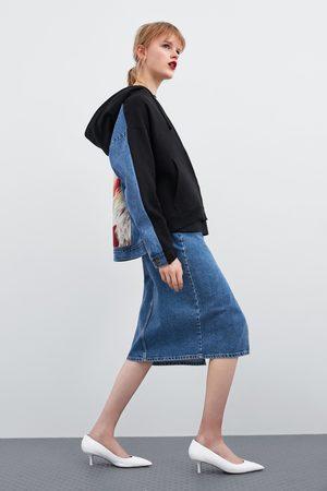 3eb868cc Buy Zara Sweatshirts for Women Online | FASHIOLA.in | Compare & buy