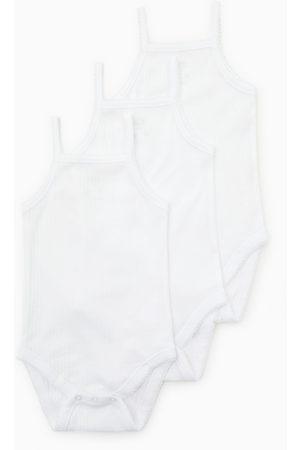 Zara Pack of 3 tank top bodysuits