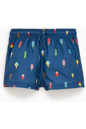 Zara Baby Swim Shorts - Ice cream swim shorts