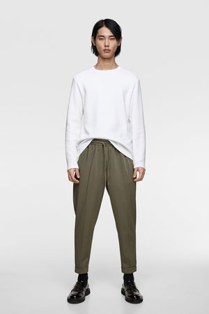 Zara Traveler jogging trousers