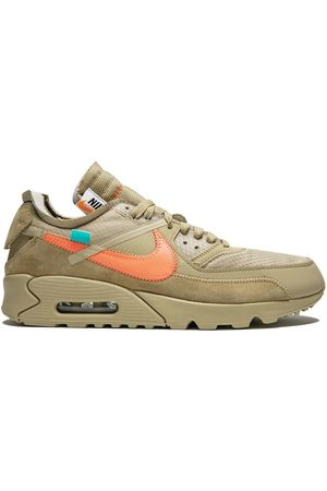 Nike The 10: Off White x Air Max 90 sneakers