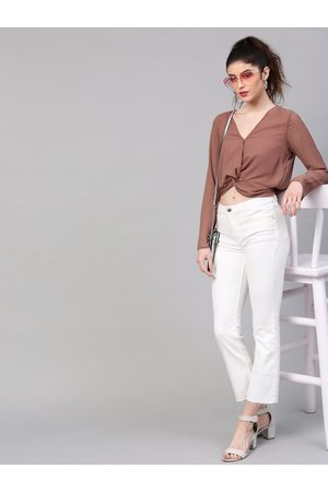 f6353a0285a Buy Sassafras Tops for Women Online | FASHIOLA.in | Compare & buy