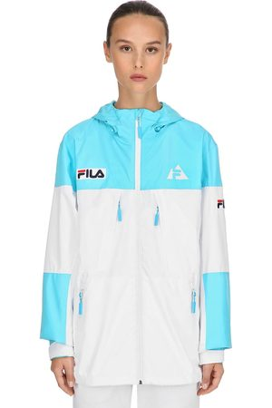 Fila Holt Shell Logo Nylon Jacket