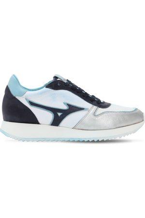 Mizuno Men Sneakers - L.s. Etamin Fabric & Leather Sneakers