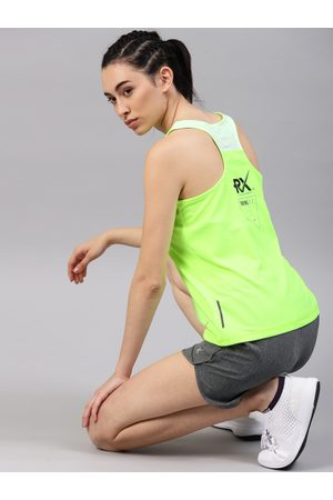 HRX Women Rapid Dry Running Tank Top