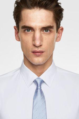 Zara Diamond pattern wide tie