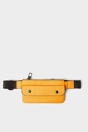 Zara Flat belt bag