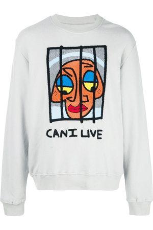 HACULLA Can I Live sweatshirt