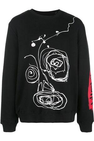 HACULLA Drippy crewneck sweatshirt