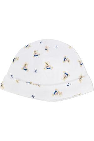 Ralph Lauren Bear sun hat