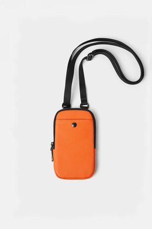 Zara Basic mobile phone carrying case