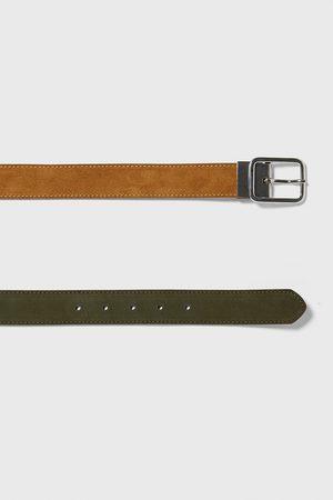 Zara Reversible leather belt