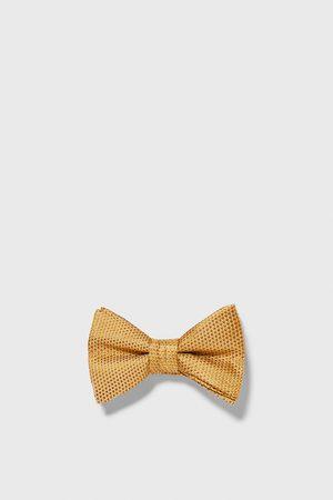 Zara Jacquard bow tie