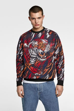 6144a1e2 Cheap Zara Sweatshirts for Men on Sale | FASHIOLA.in