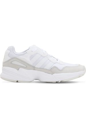 adidas Men Sneakers - Yung-96 Leather & Mesh Sneakers