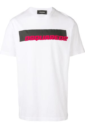 Dsquared2 Men Short Sleeve - Logo print T-shirt