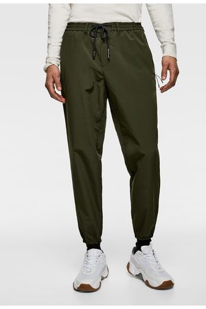 Zara Technical jogging trousers