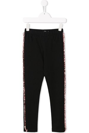 Le pandorine Sparkle embellished leggings