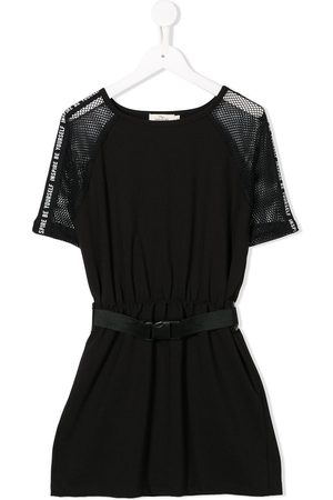 Le pandorine Belted dress