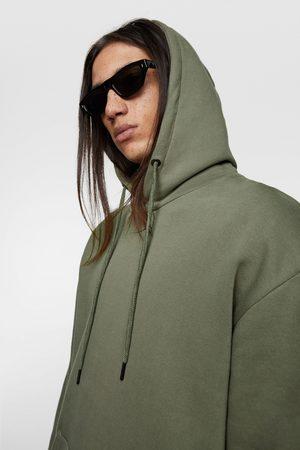 Zara Pouch pocket sweatshirt