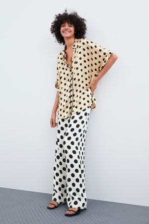 0917ba193b Polka dot pyjama shirt