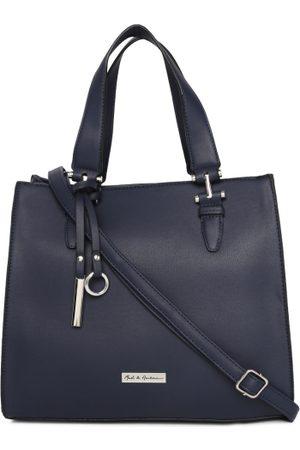 Mast & Harbour Solid Handheld Bag