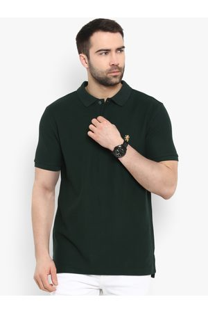 d5b588f00 Red Tape Men Solid Polo Collar T-shirt