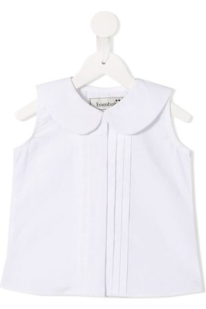 Little Bambah Pleated detail top